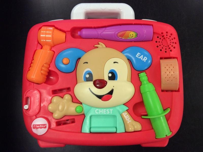B2.729.1: Fisher Price Puppy's Check Up