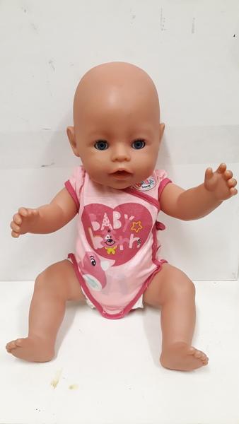 E2.606.3: BABY BORN DOLL