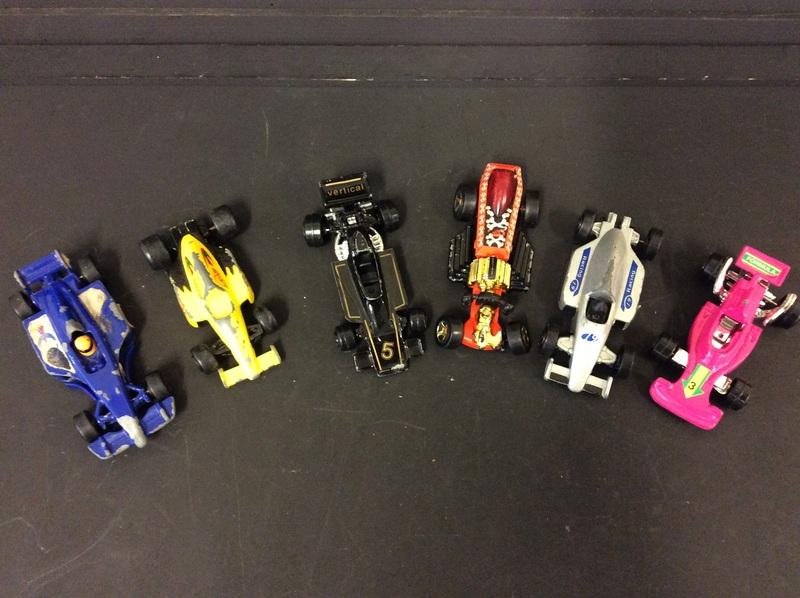 E2.110.16: Matchbox - Vintage Cars