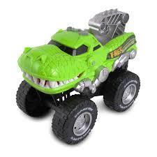 E2.931.3: T-Rex Chomper Green
