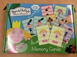 D1.404.8: Ben & Holly's Little Kingdom Memory Game