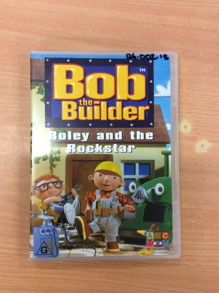 A6.002.15: Bob the Builder Roley and the Rockstar