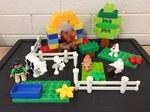 C3.012.2: DUPLO FARM ANIMAL SET