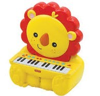 D2.003.5: Fisher Price Lion Piano