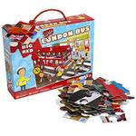 C2.045.5: The big Red London Bus Floor Puzzle