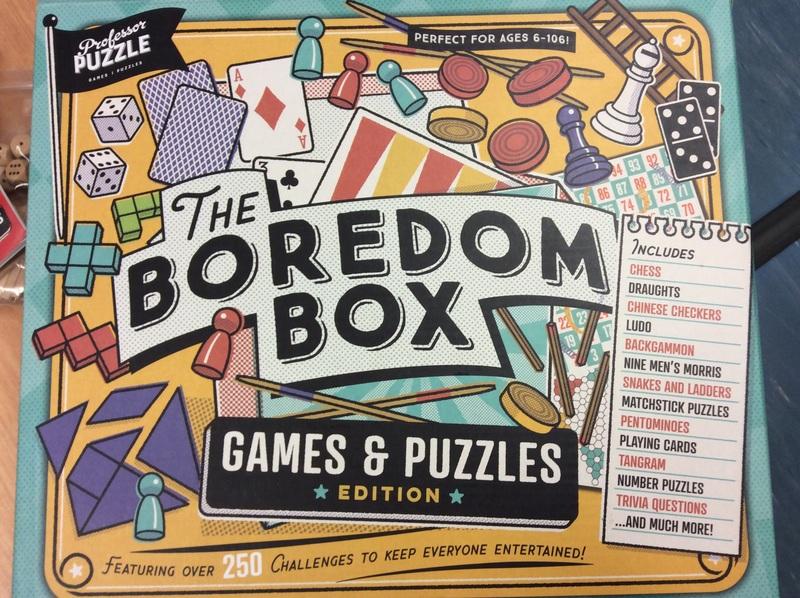 G1.449.1: The Boredom Box