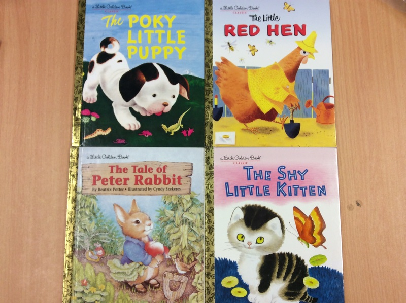 E3.289.12: A Little Golden Book Classic Collection