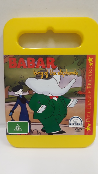 A6.118.1: Babar King of the Elephants