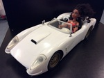 E2.924.9: WHITE CAR AND DOLL
