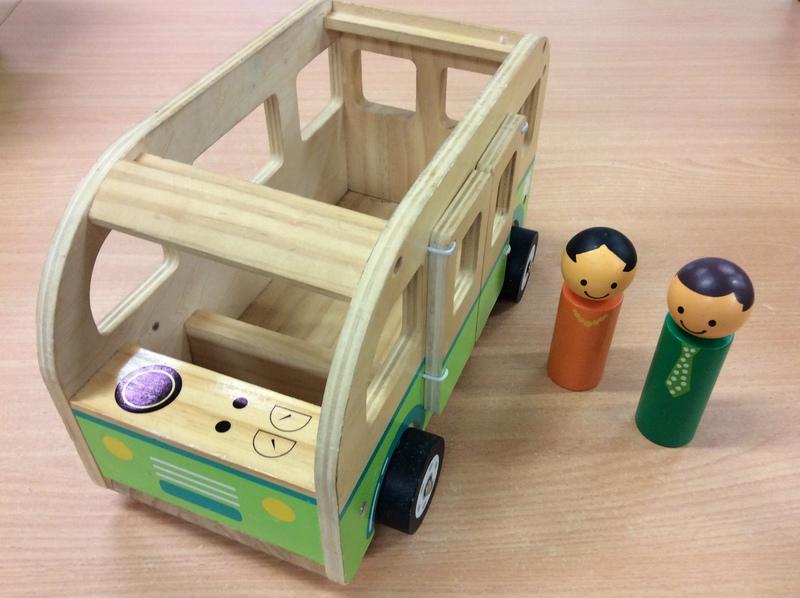 E2.925.7: Wooden Campervan