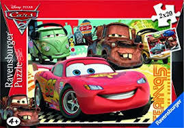 C2.040.1: Cars 2 Puzzles
