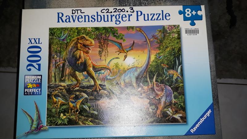 C2.200.3: Dinosour Puzzle