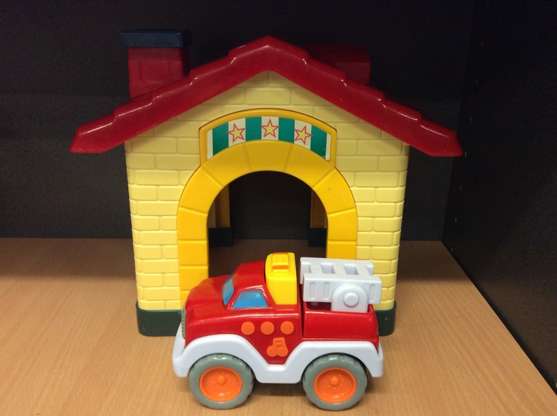 E2.754.3: FIRE STATION PLAYHOUSE