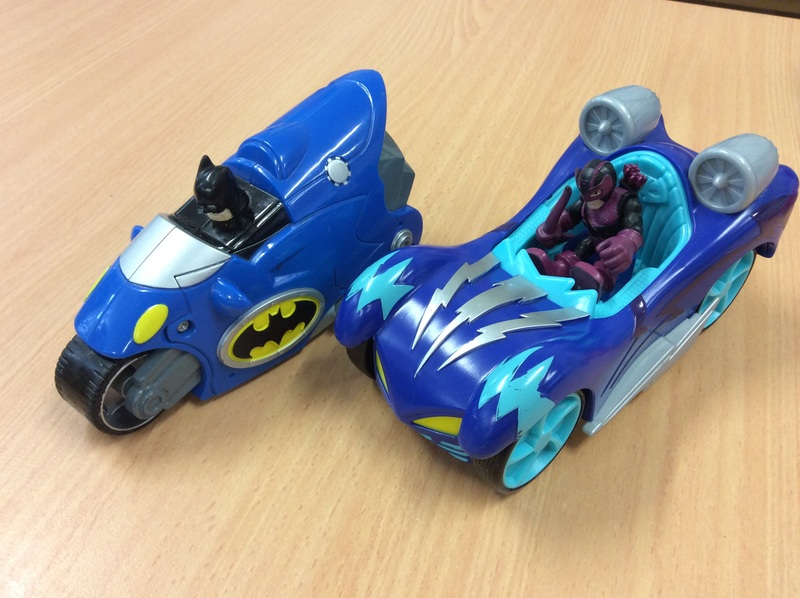 E2.110.21: BATMAN VEHICLES