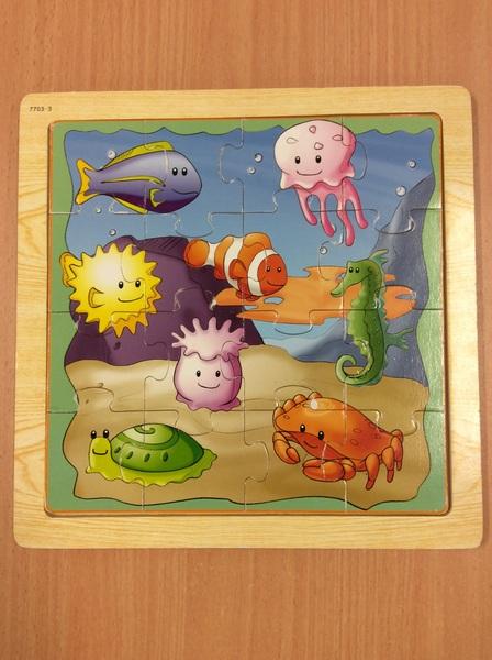 C2.778.4: Under The Sea Puzzle