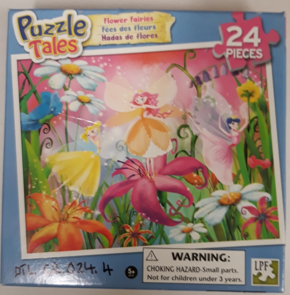 C2.024.4: Flower Fairies Puzzle
