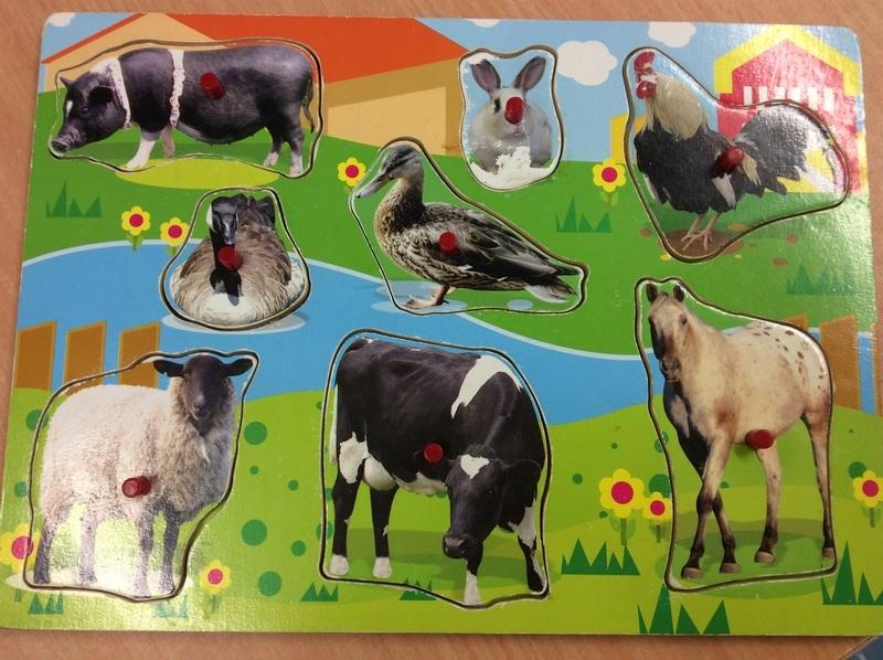 C2.960.2: Farm Animal Puzzle