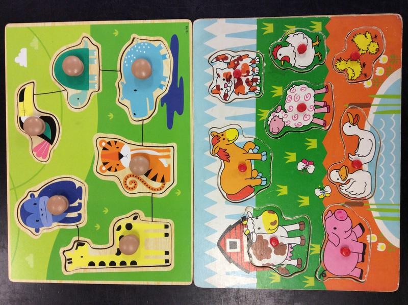 C2.105.2: Farm Animal Puzzle