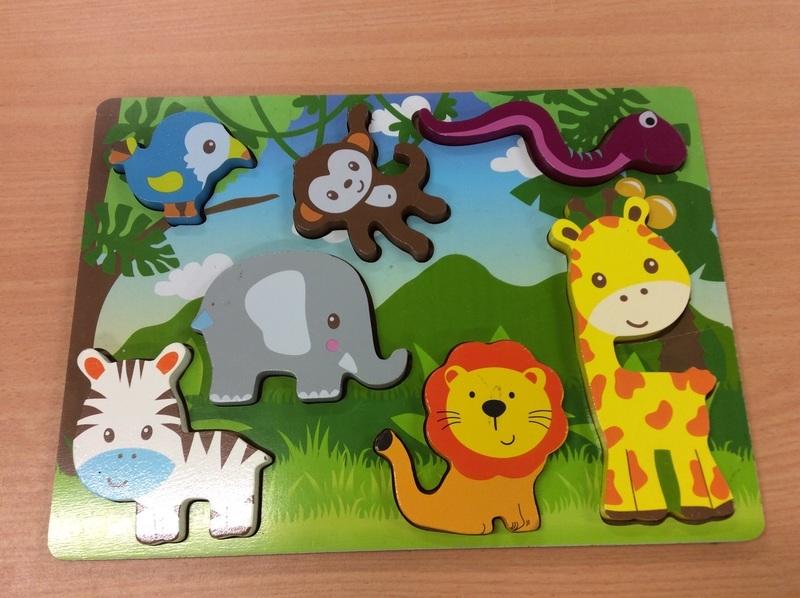 C2.010.10: Jungle Puzzle