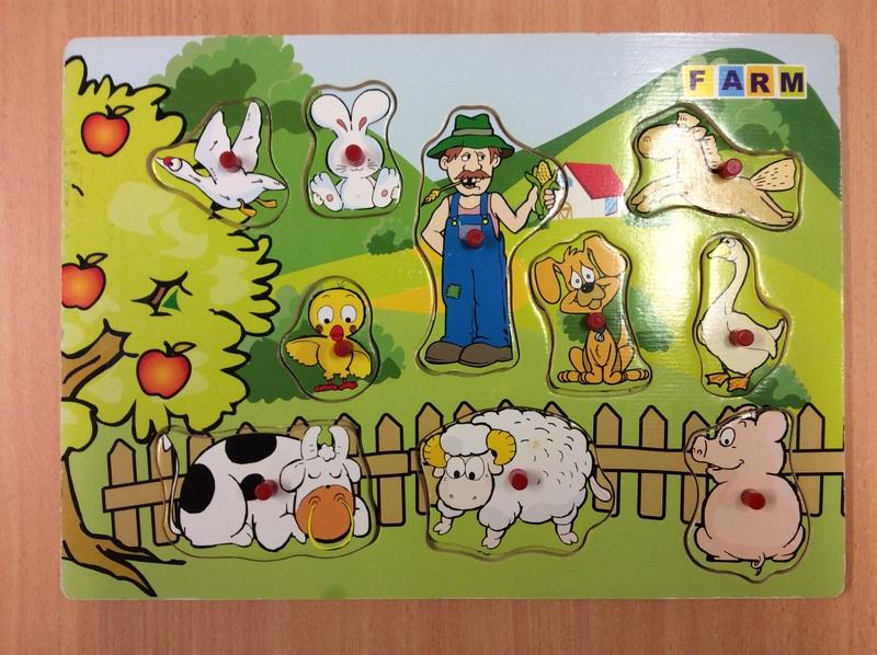 C2.958.10: Farm Animal Puzzle
