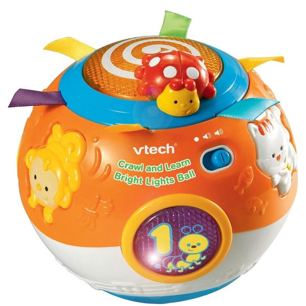 B1.144.1: VTech Crawl and Learn Bright Lights Ball