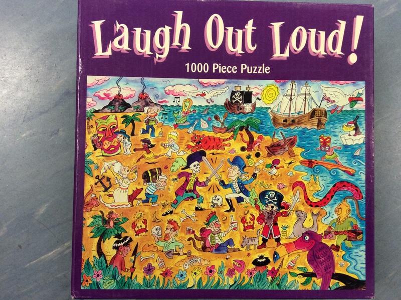 C2.048.16: LAUGH OUT LOUD!  PUZZLE
