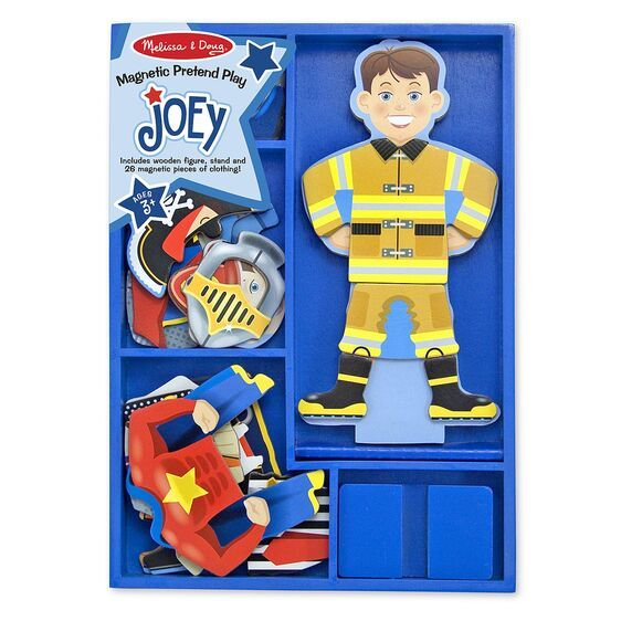 E2.861.9: Joey Magnetic Dress-up Set