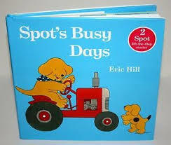 E3.997.4: Spot's Busy Days -Spot visits his Grandparents