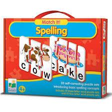 E3.991.2: Match-it Spelling