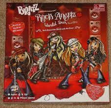 G1.149.5: Rock Angels World Tour Bratz