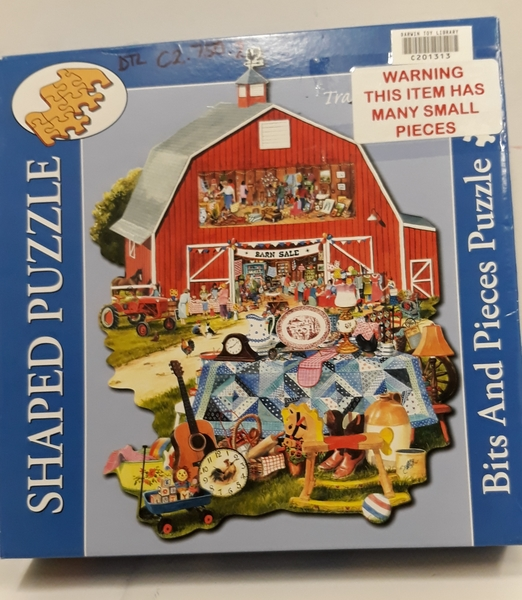 C2.750.2: Barn Sale Shaped Puzzle