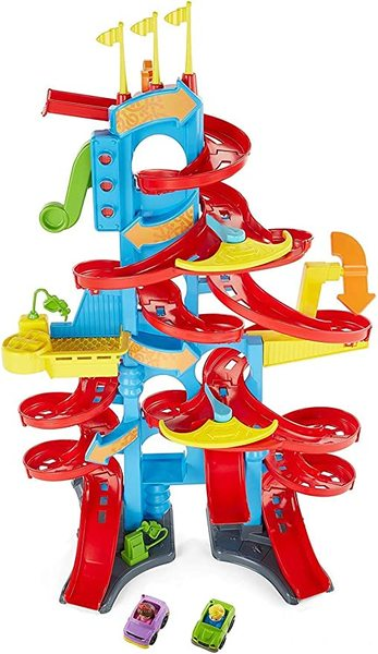 E2.187.4: Fisher Price Skyway
