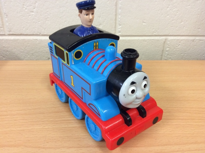 B2.037.8: THOMAS TRAIN ENGINE