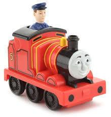 B2.037.9: JAMES TRAIN ENGINE