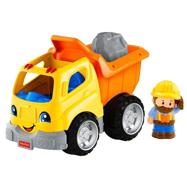 E2.007.20: Little People Dump Truck
