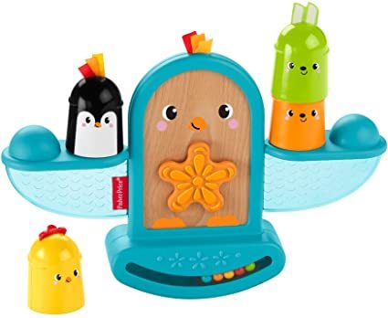 B2.024.1: Fisher Price Stack and Rattle Birdie