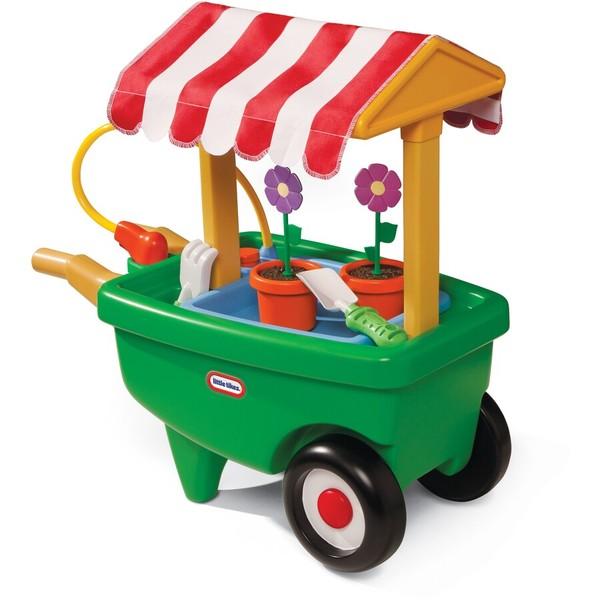 E2.569.1: Little Tikes 2 in 1 Garden Cart