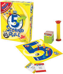 G1.314.2: 5 Second Rule Jr.