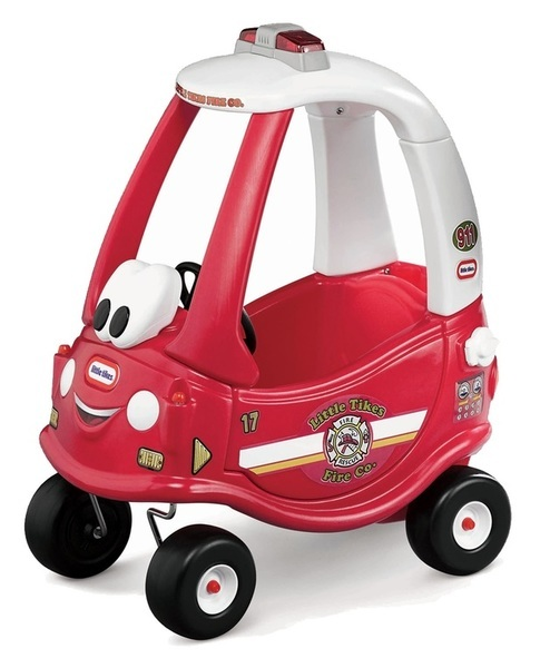 A2.043.20: Ride and Rescue Cozy Coupe