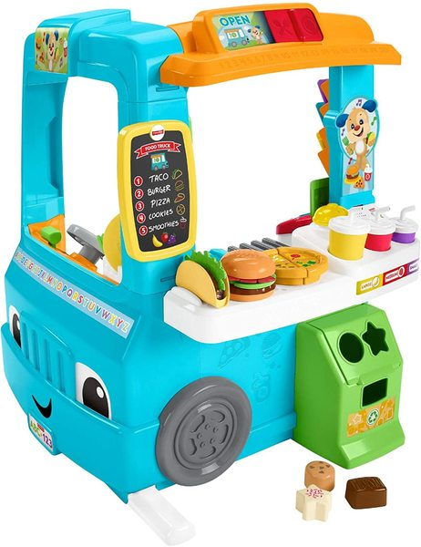 E2.721.1: Fisher Price Food Truck