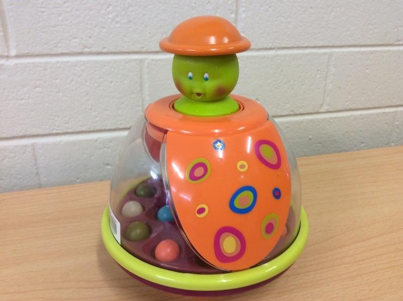 b1.001.10: Push Toy Popping Balls