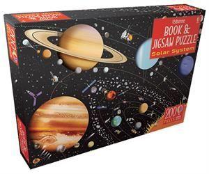 C2.100.15: Solar System Jigsaw & Book