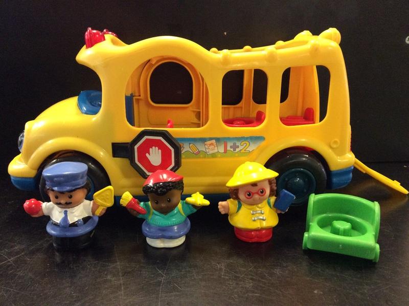 E2.423.3: LITTLE PEOPLE SCHOOL BUS