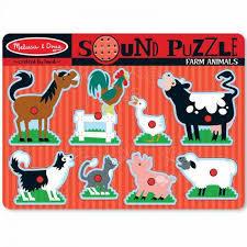 C2.565.2: Farm Animals Sound Puzzle