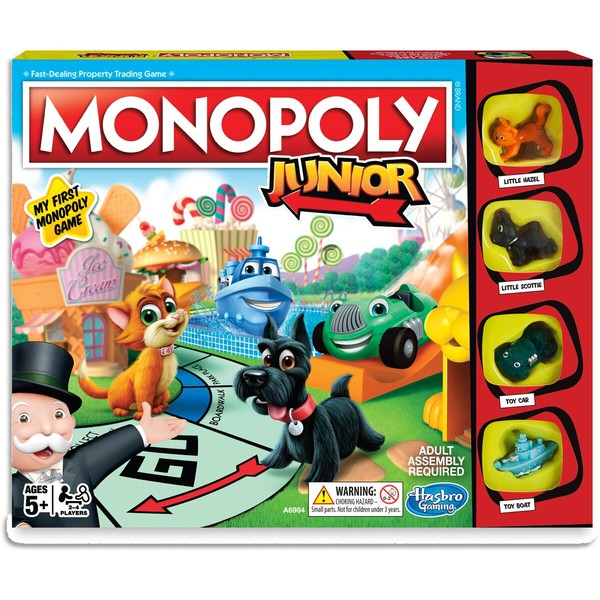 G1.088.5: Monopoly Junior