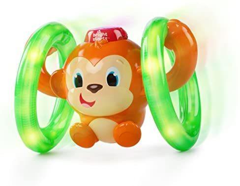 B2.479.1: Bright Stars Roll and Glow Monkey