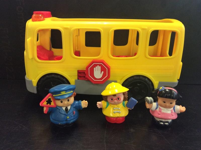 E2.423.4: Little People School Bus
