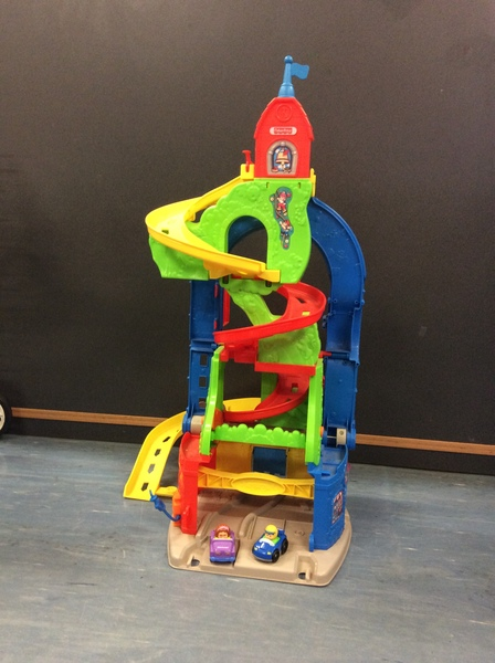 E2.007.22: Fisher Price Sit to Stand Skyway