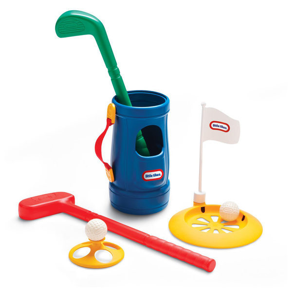 G2.097.2: Little Tikes Grab n Go Golf Set