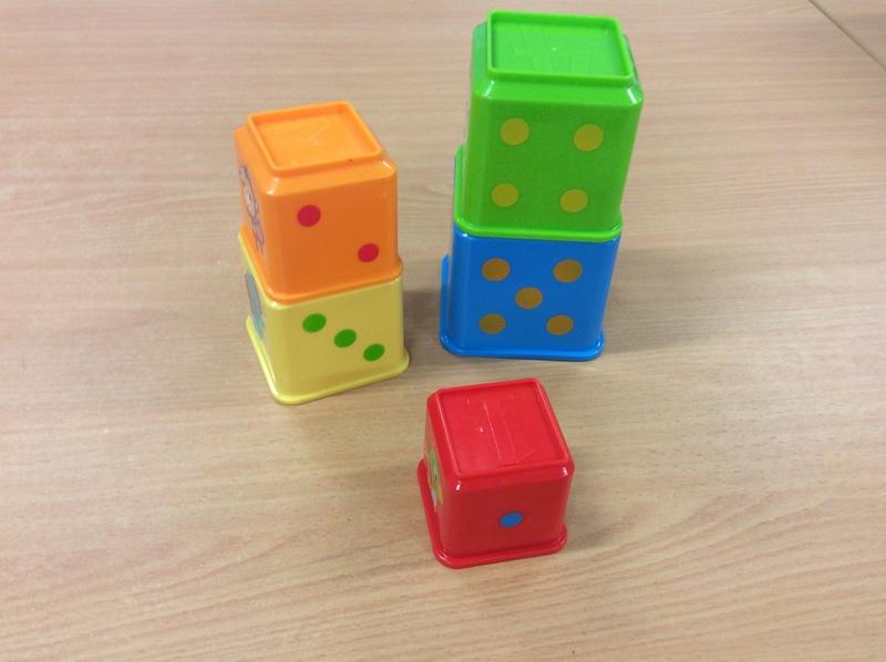 C1.997.4: Square Stacking Blocks